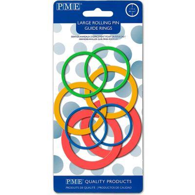 Set 4 anells guia per a corrons PME gran