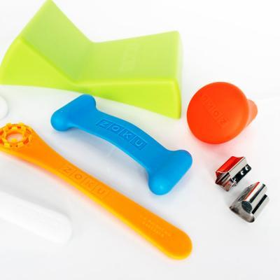 Set 8 accessoris gelats Zoku