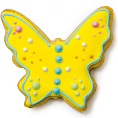 Tallador galetes plàstic Pasqua Papallona