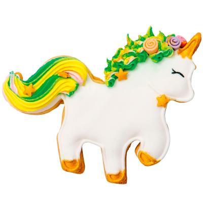Tallador galetes plàstic Unicorn