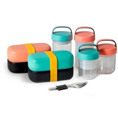 Fiambrera doble LunchBox to Go