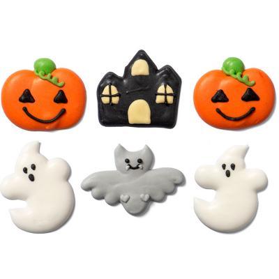 Set 6 decoracions de sucre Halloween Fantasy