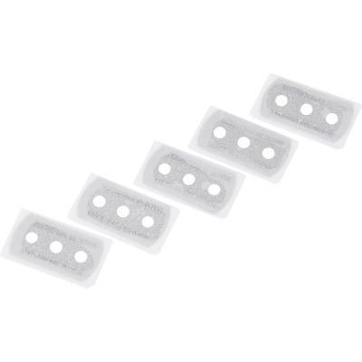 5 recanvis fulla rasqueta neteja vitro inducció