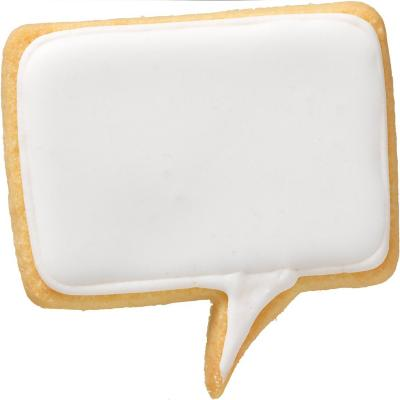 Tallador galetes Entrepà còmic 7 cm
