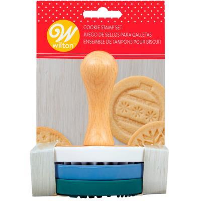Set de 4 segells per galetes