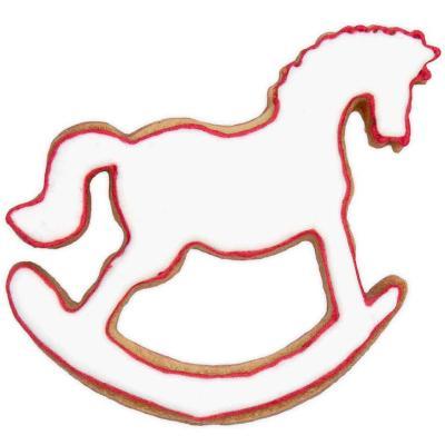 Tallador galetes Cavall Balancí 6,5 cm