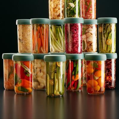 Kit per a fermentar aliments i encurtits Lekue