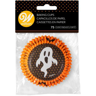 Paper cupcakes x75 Trick or Treat