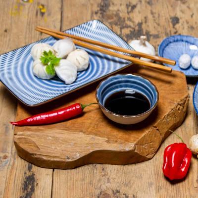 Safata sushi Tochiri Tokusa 20x13 cm