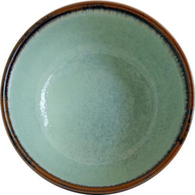 Bol japonés te matcha verd 14 cm
