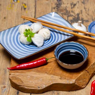 Set sushi japonès Tochiri Tokusa 6 peces