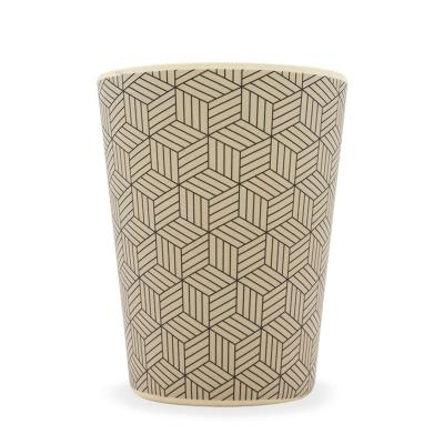 Tassa bambú amb tapa New Ecoffee 340 ml Bonfrer
