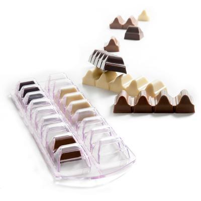 Motllo xocolata Toblerone policarbonat