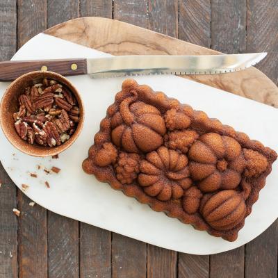 Motllo pastís Nordic Botanic Pumpkin Loaf Pan