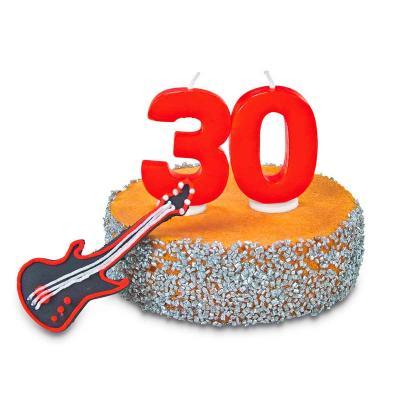 Espelma pastís aniversari nº 3