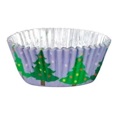 Paper cupcakes metal.litzats Arbre Nadal x30