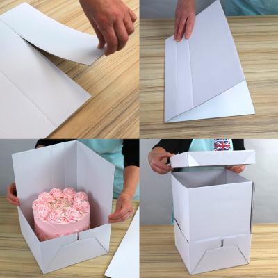 Caixa per pastissos extensible PME