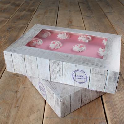 Set 2 caixes pastissos Pure