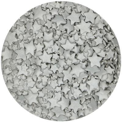 Sprinkles Estrelles platejades mix 60g