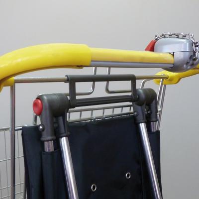 Carro compra Rolser 4 rodes Logic Dos+2