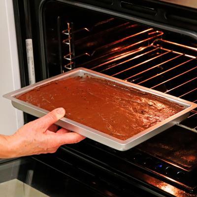 Motllo rectangular Brownie PME