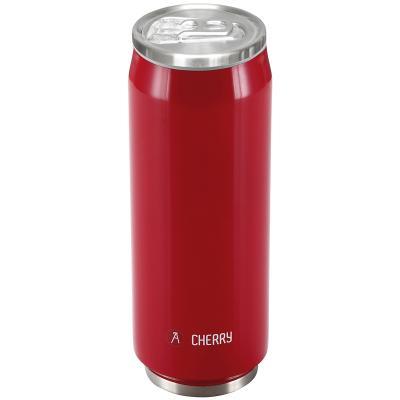 Llauna tèrmica pull Can'it 500 ml vermell brillant