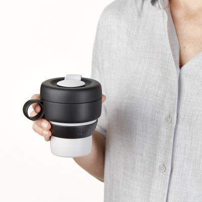 Tassa plegable Mug to Go Lekue