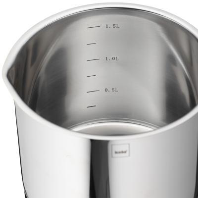 Pot escalfar llet i cuinar 1,8 L
