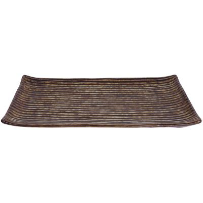 Bandeja presentación rectangular