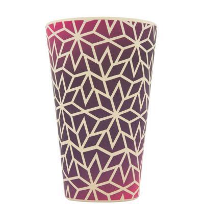 Tassa bambú amb tapa New Ecoffee 400 ml Stargrape