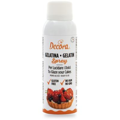 Gelatina en spray 125 ml