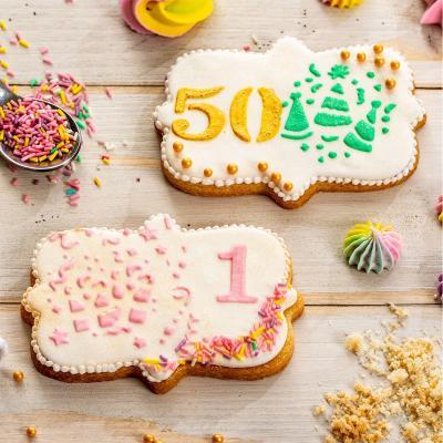 Set 4 cortadores galletas Marcos