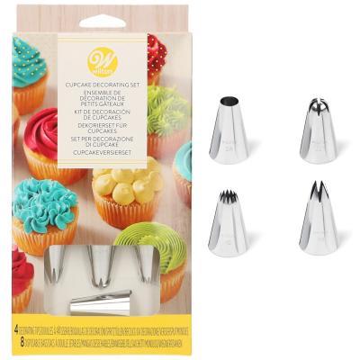 Set 12 peces decoració cupcakes