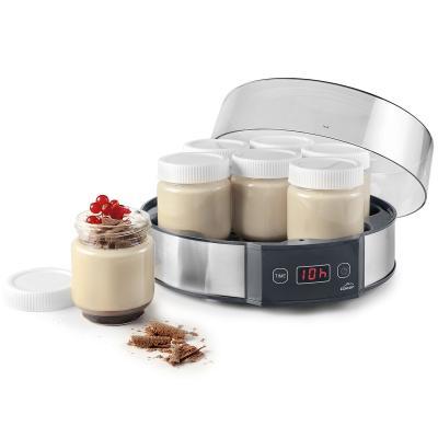 Iogurtera elèctrica amb 7 pots