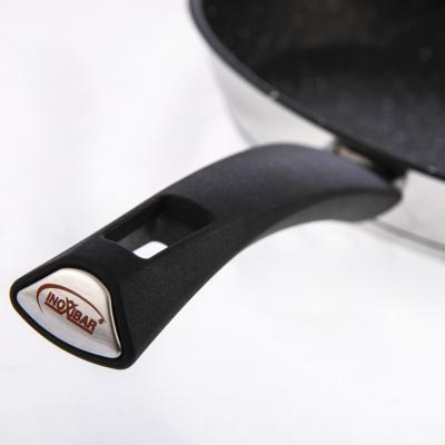 Paella antiadherent acer efecte pedra