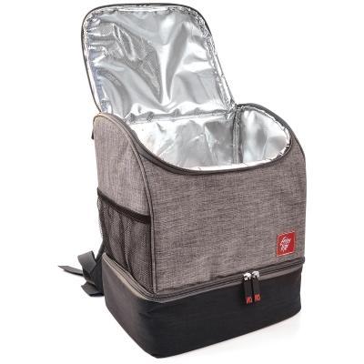 Nevera motxilla Back Pack gris 15 L