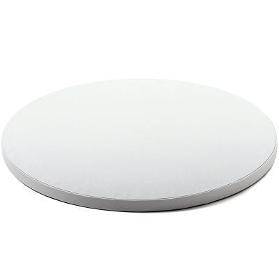 Base para pasteles redonda blanca 1,2 cm