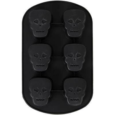 Motllo de silicona cranis x6 cav
