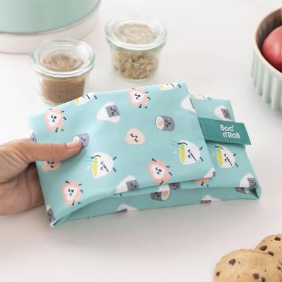 Porta entrepà Boc'n Roll Mr Wonderful sushi