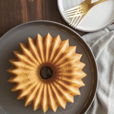 Motllo pastís bundt Nordic Brilliance gold 5 cups