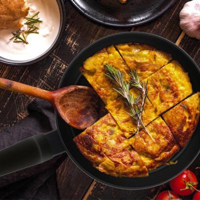 Paella antiadherent inducció Castey Titanium