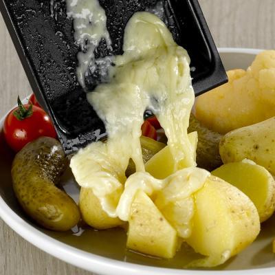 Mini raclette individual Cheese 3 p fusta