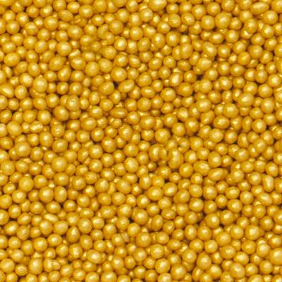 Set Sprinkles nonpareil i fideus daurats 85 g