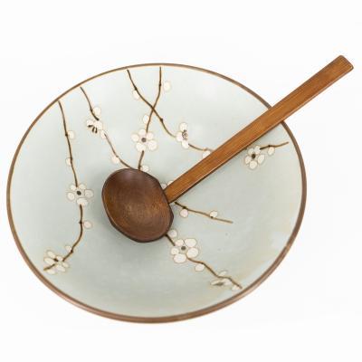 Cullera ramen japonès bambú 18 cm