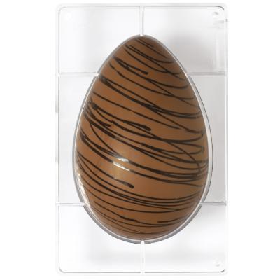 Motllo policarbonat per xocolata Ou 26x17x8,5