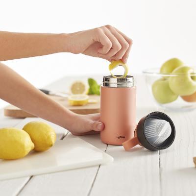 Ampolla tèrmica Lekue amb filtre infusor