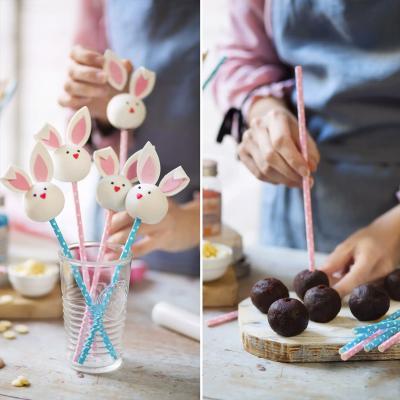 Set 10 decoracions de sucre Make a Bunny
