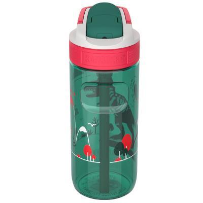 Ampolla d'aigua amb palleta Lagoon 500 ml Dino