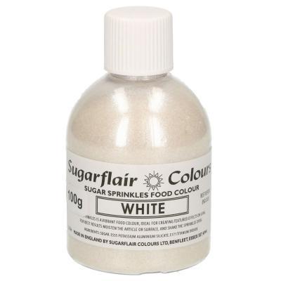 Sprinkles sucre 100 g blanc