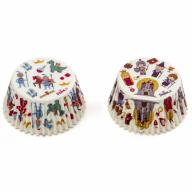 Paper cupcakes x36 Conte de fades